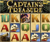 Captains Treasure Pro