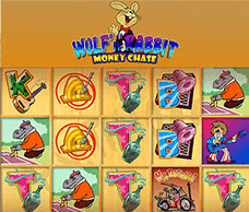 Wolf'n'Rabbit Money Chase (Rabbit)