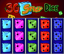 30 Spicy Dice